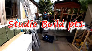 Making A Shed Recording STUDIO - Transformation - YouTube The Studio Built By Shed Shop Youtube Backyard Home Yoga Studios And Gyms 10 X 12 Photos Modern Prefab Office Shed To Studio Best 25 Garden Office Ideas On Pinterest Terrific Diy Cabins Cedar Weatherboard Country X10 Plans Room Home Gym Built Planet Design