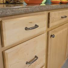 Square Nickel Cabinet Knobs by Kane U0026 Crosley 1 5 8