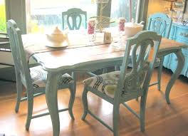 Chalk Paint Kitchen Table Sheen How To Dining Astounding Painted Room Furniture Ideas