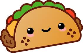 Taco Kawaii Food Cinco De Mayo Cute