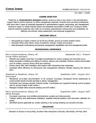 Resume Template Stay At Home Mom Black And White
