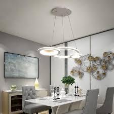großhandel grau oder weiß finished minimalist moderne led pendelleuchten für wohnzimmer esszimmer küche zimmer surface mounted pendelleuchte