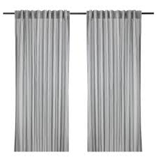 Ikea Lenda Curtains Yellow by Curtains Living Room Bedroom Ikea Gray And White Stupendous
