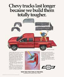 Silverado Then And Now Print Campaign (1 2 3) | Commonwealth//McCann ...