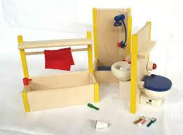 selecta zubehör puppenhaus möbel badezimmer einrichtung