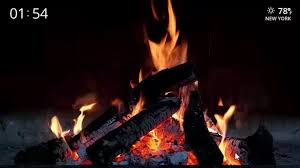 Fireplace fire campfire Live Wallpapers