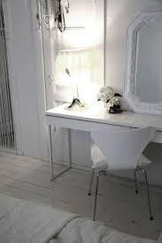 Ikea White Vanity Desk by 105 Best Vanity Table Images On Pinterest Vanity Tables