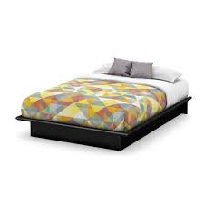bed frames queen platform bed frame with headboard bed frames