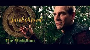 100 The Madalion Medallion Snakehead
