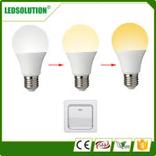 china 9w adjustable three color temperature residential commercial