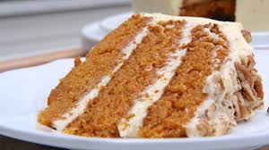 I ve been hooked to my sister s carrot cake for a long time but I ve been craving my grandma Barb s old fashioned carrot cake lately