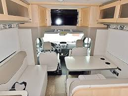 Winnebago Fuse C Class RV Rental 23 Full