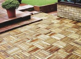 12 x 12 acacia hardwood deck tile at menards