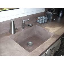 beton ciré cuisine waxed concrete kit kitchen work surface béton