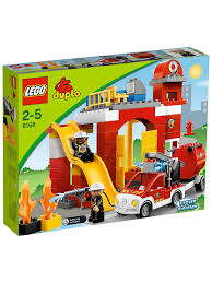 LEGO DUPLO Fire Station At John Lewis & Partners