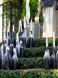 Outdoor Christmas Decorations Ideas To Make by 15 Diy Outdoor Holiday Decorating Ideas Hgtv U0027s Decorating