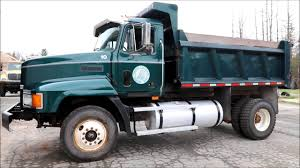 100 Single Axle Dump Trucks For Sale 2000 Mack YouTube