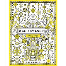 Coloreanding Huichol Vergara Riba