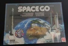 SPACE GO Spacego VINTAGE Board Game 1984 European Space Agency ESA New SEALED