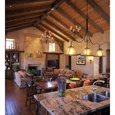 Mediterranean Living Room Tuscan Style