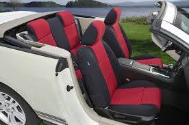 C4 Corvette Custom Fitted Neosupreme Seat Covers By Coverking ...