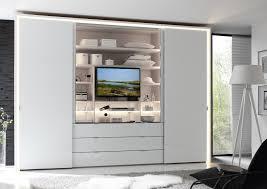 kleiderschrank mit fernsehfach schlafzimmer schrank
