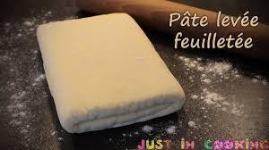 gateau a pate levee recette de base n 5 la pâte levée feuilletée