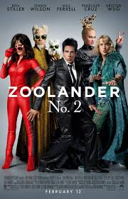 Halloween 2 Cast by See First Zoolander 2 Poster Starring Whole Cast Instyle Com