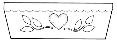 Download Coloring Pages Flower Pot Page Eassume Free Online