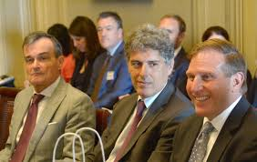 100 Lassus Safran Takes A Seat At Economic Roundtable Hosted At US