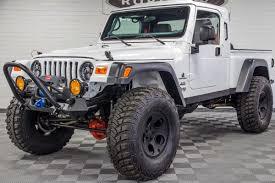 100 Brute Jeep Truck PreOwned 2003 Wrangler 64L HEMI Conversion Trucks