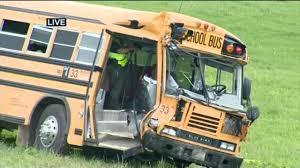 100 Sun Prairie Truck Driving School Deputy 1 Ejected Several Injured In School Bus Vs Dump Truck