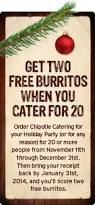 Chipotle Halloween Special 2012 by Best 25 Chipotle Free Burrito Coupon Ideas On Pinterest Recipe
