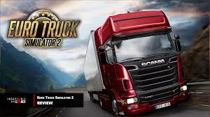 100 Truck Simulator 2 Euro Review Like When You Try To Drive