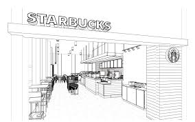 A Look At The Expanded Starbucks In Cook Library Opening October