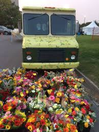 Rosie Flower Truck On Twitter I Sure Hope Brought Enough Flowers For The RunQCM Ill Be Set Up Soon See You At Finish Line