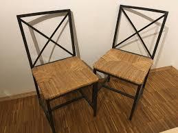zwei ikea granas stühle für esszimmer küche