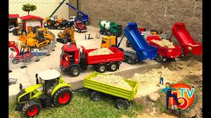 BRUDER TOYS Traktor Truck Construction Company - YouTube Cstruction Trucks For Children Learn Colors Bruder Toys Cement Bruder Tractors Claas New Holland John Deere Jcb 5cx Toys Youtube Children 02450 Cat Rolldozer Unboxing By Jack 4 Phillips Toy Garbage Truck Video 3 Videos Children And Tonka Toys Village New Road Mack Granite Dump Truck Rc Cveionfirst Load After Man Tgs Tanker 03775 Technology Of Boys 2014 Car Timber Scania Mobilbagger 0244 Excavator Site Dump Best Of Videos
