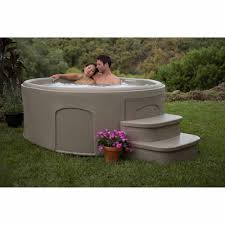 Portable Bathtub For Adults Canada by Coleman Saluspa 4 Person Portable Inflatable Outdoor Spa Tub