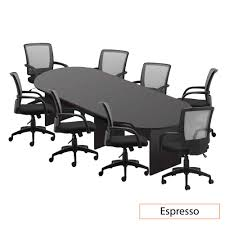 Amazon.com: GOF 6FT, 8FT, 10FT Conference Table Chair Set, Cherry ... Mayline Sorrento Conference Table 30 Rectangular Espresso Sc30esp Tables Minneapolis Milwaukee Podanys 6 Foot X 3 Retrack Skill Halcon Fniture 10 Boat Shape With Oblique Bases 8 Colors Classic Boatshaped Vlegs 12 Elliptical Base Nashville Office By Kayak Atlas Round Dinner W Faux Marble Top Cramco Inc At Value City Boardroom Source