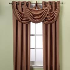 Bed Bath And Beyond Curtain Rod Rings by Buy Cafe Curtains From Bed Bath U0026 Beyond