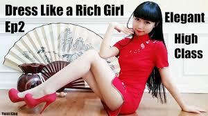 dress like a rich ep2 high class modern princess u0026 chinese