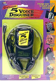 Halloween Scary Voice Changer by Voice Changer U0026 Headset Mic Escapade Uk
