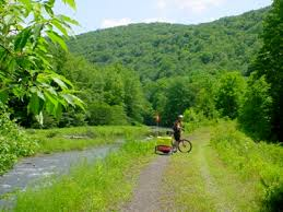 Sinks Of Gandy Camping by Country Roads Take Me Home West Virginia U2014 Bike Overnights