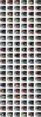 Rx Halloween Contacts by Theatrical Orion Vision Group