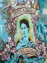 Famous Mural Artists Los Angeles by Los Angeles Street Art Frida Kahlo Street Art Pinterest