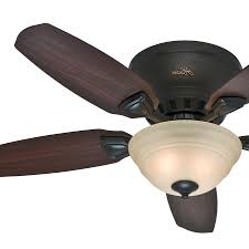 Hunter Ceiling Fans Light Kits by Low Profile Ceiling Fan Light White With Lights Kits Amazon