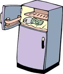 Refrigerator Clip Art