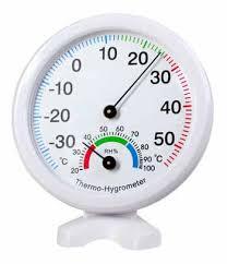 relative luftfeuchtigkeit in räumen definition temperatur