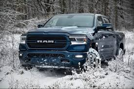 2019 Ram 1500 North Edition: Fighting Winter In Style - The Fast ...